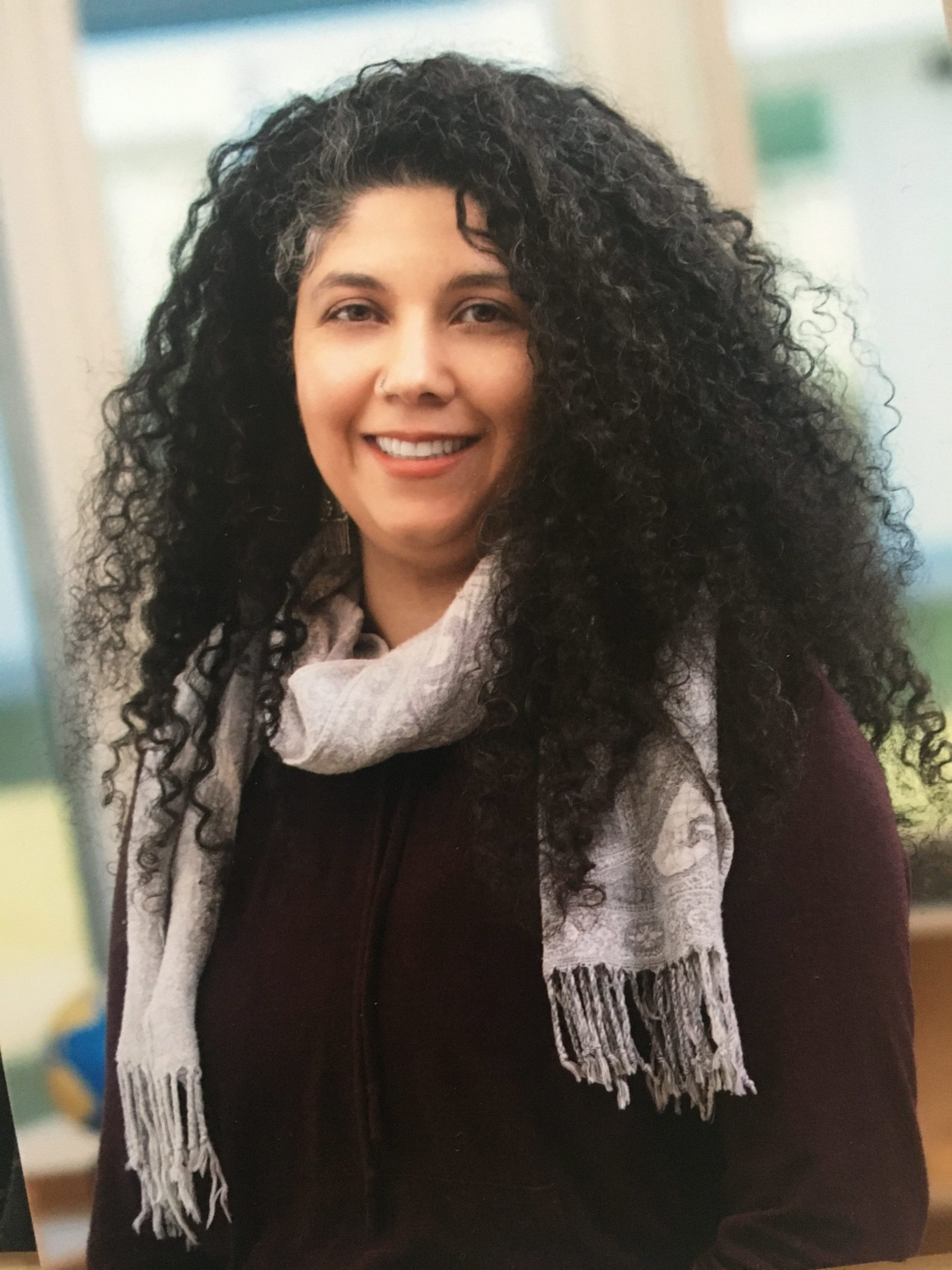 Nazaneen Khalilnaji-Otto - Assoc. Teacher